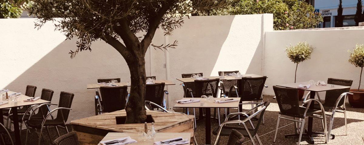 Terrasse restaurant ambianceRepas de groupe séminaire mariage anniversaire extérieur ambiance Toulouse Blagnac Beauzelle
